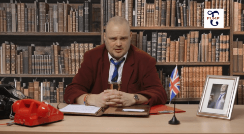 Al Murray The Pub Landlord to take on Nigel Farage in general election