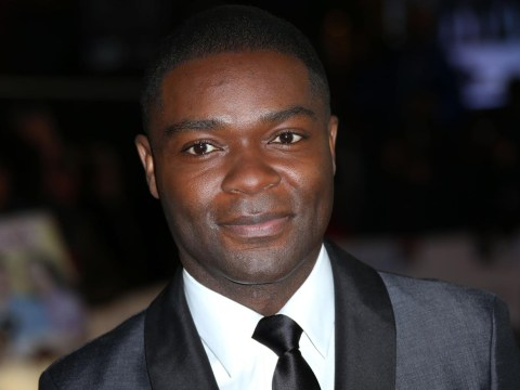 David Oyelowo thinks the outrage over Benedict Cumberbatch's 'coloured' gaffe is 'ridiculous'