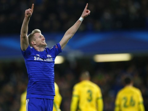 Andre Schurrle should complete £22.5m transfer to Wolfsburg on Friday, reveals Chelsea midfielder's agent