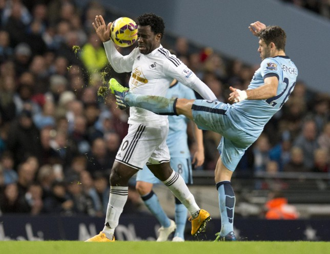 Why Wilfried Bony's transfer from Swansea City is a smart move by Manchester City