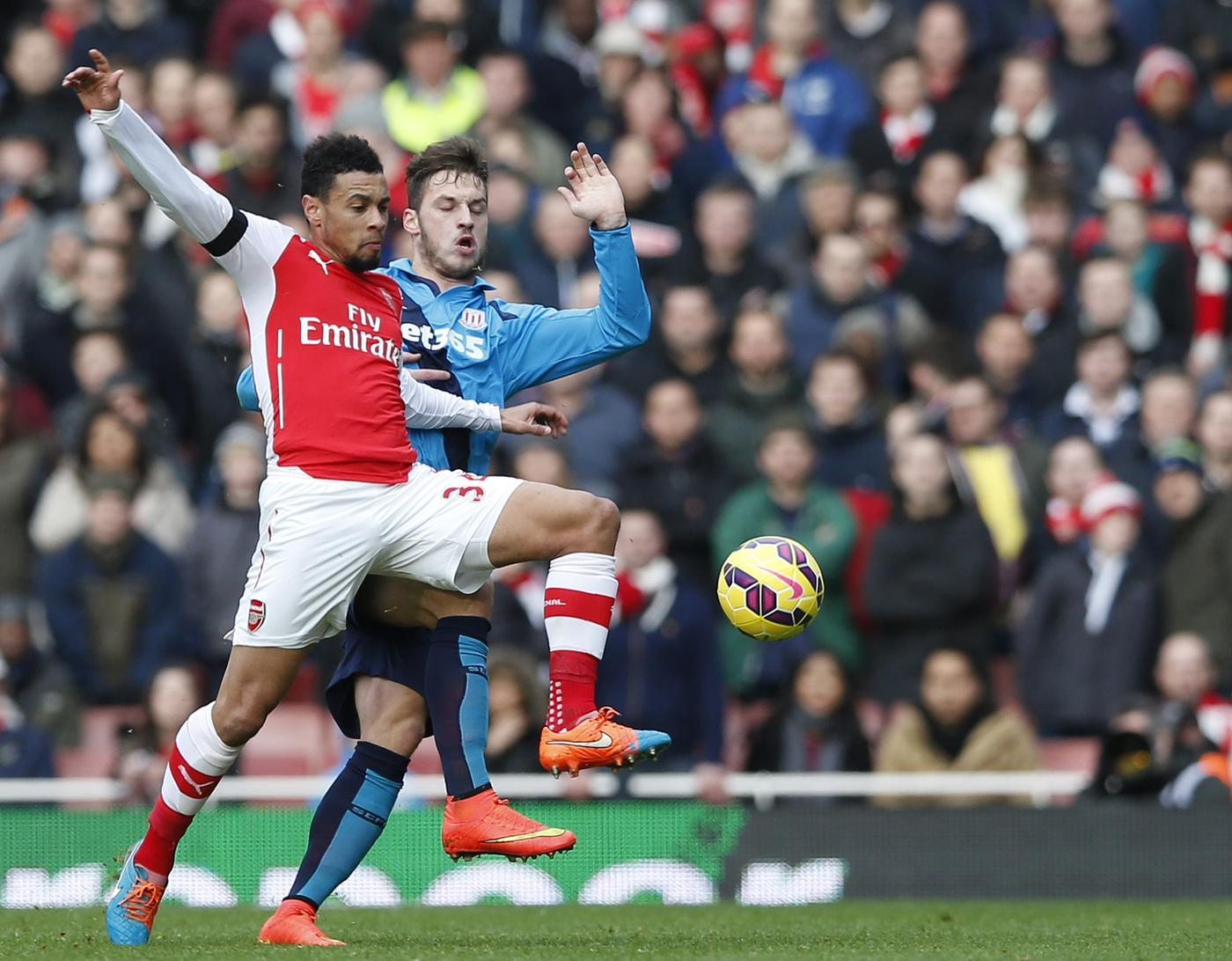 Is Francis Coquelin really the answer to defensive midfield problem at Arsenal?