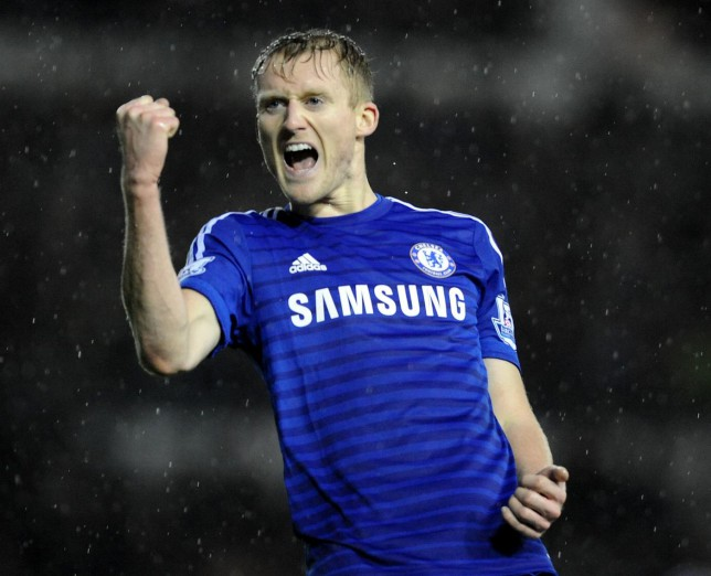 Andre Schurrle is looking likely to leave Chelsea this month