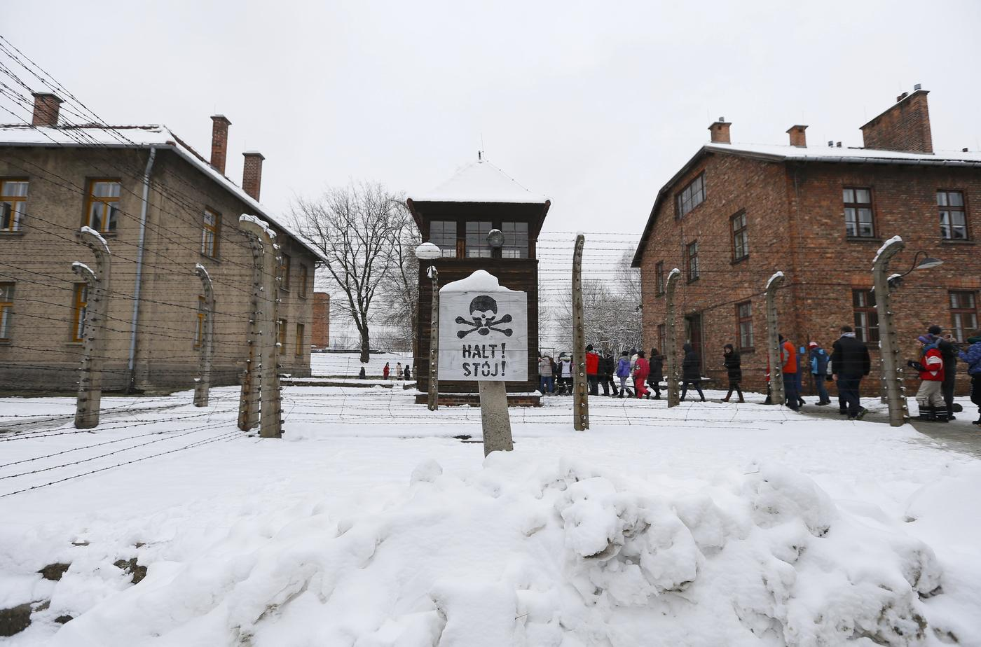 Auschwitz concentration camp: 70 years since liberation