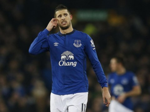 Kevin Mirallas must take 100 per cent of the blame for Everton's failure to beat West Brom