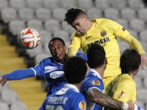 Mystery 'Arsenal transfer target' is Villareal defender Gabriel Paulista