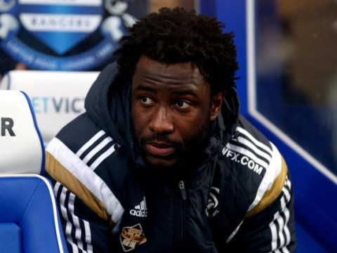 Manchester City agree £30m fee with Swansea City for Wilfried Bony