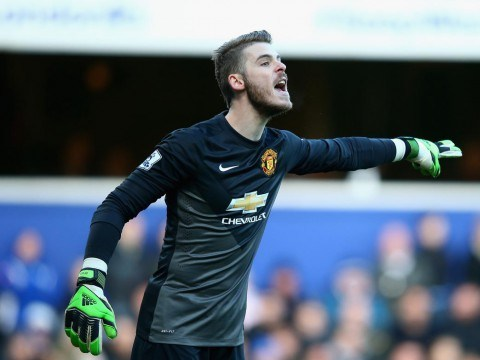 David De Gea 'SIGNS new five-year Manchester United contract after snubbing Real Madrid transfer'