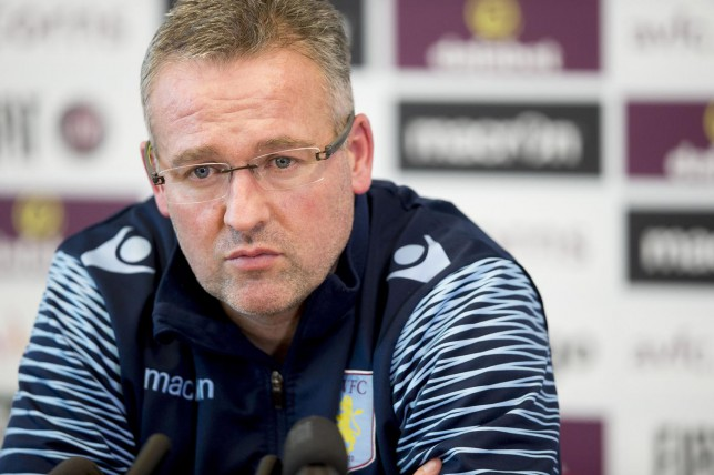 Paul Lambert has his head in the sand if he thinks Aston Villa fans expect too much