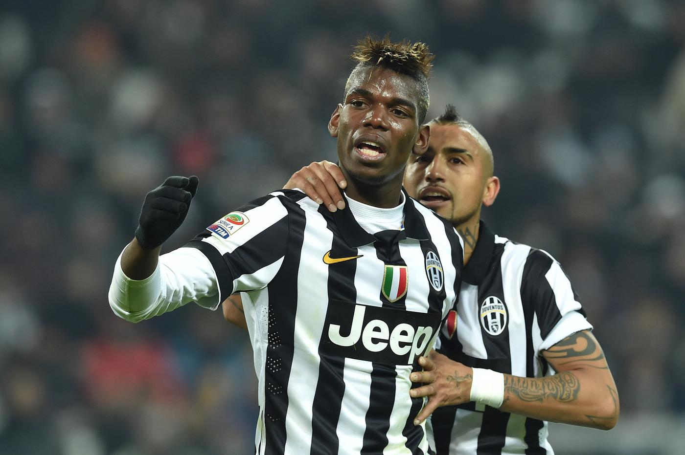 Paul Pogba: I love Manchester United and will be willing to talk