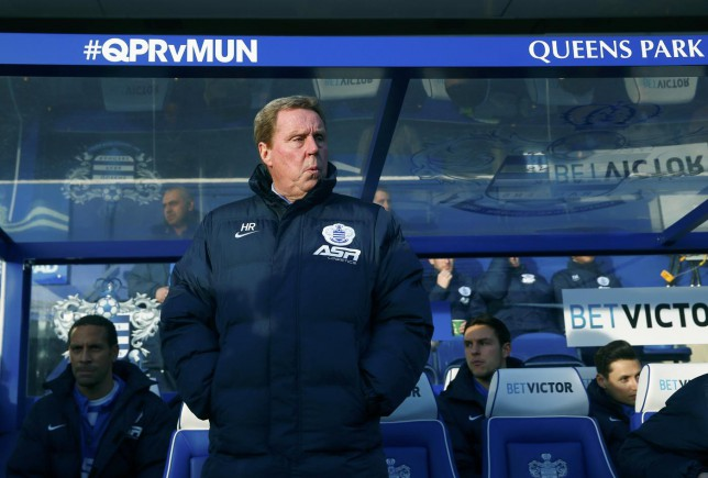 Why QPR were wrong to back Harry Redknapp