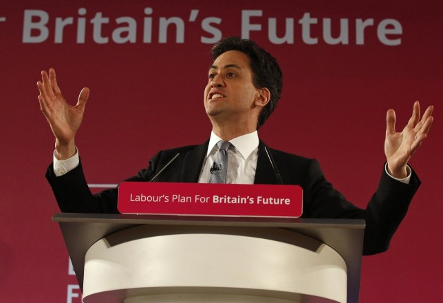 Labour Party leader Ed Miliband has claimed that almost one million voters will miss their opportunity to take to the ballot box (Picture: Reuters/Andrew Yates)