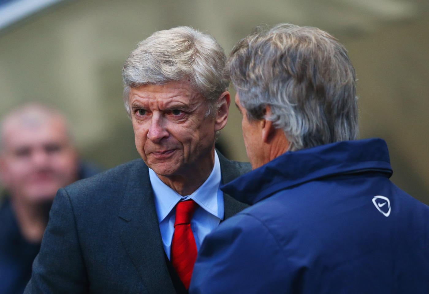 Arsene Wenger invites suggestions for new Arsenal defenders after win at Manchester City