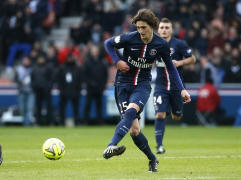 Tottenham target Adrien Rabiot still wanted at PSG, insists boss Laurent Blanc