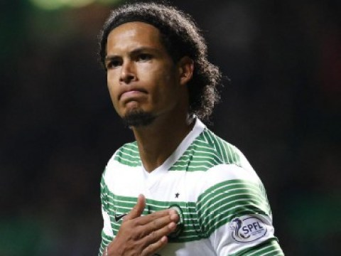 Arsenal handed transfer boost after Celtic defender Virgil van Dijk welcomes Gunners link