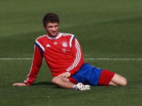 Thomas Muller: Bayern Munich training is harder than Bundesliga games