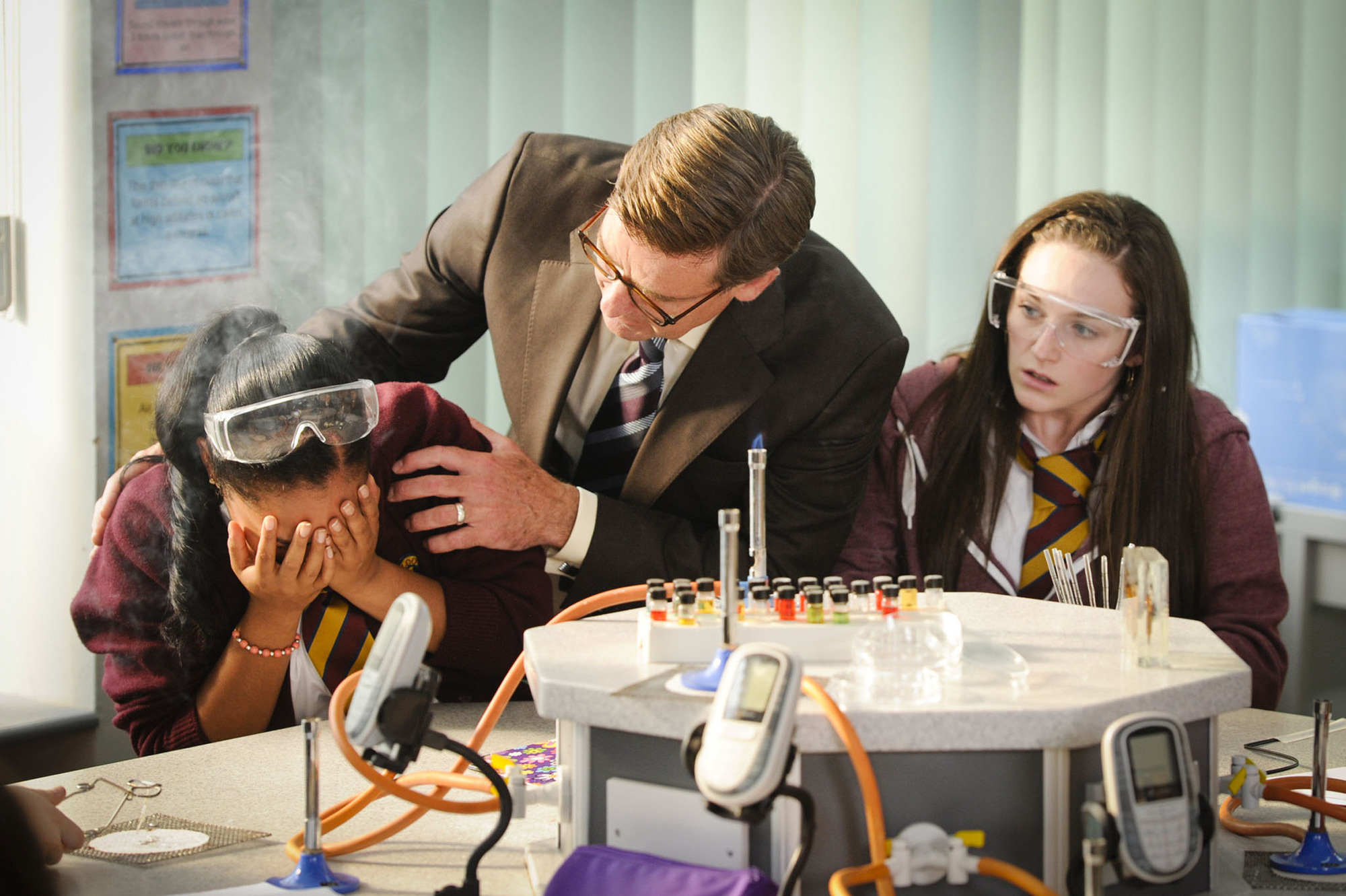 Waterloo Road final series continues: 11 teasers from epsiode 15