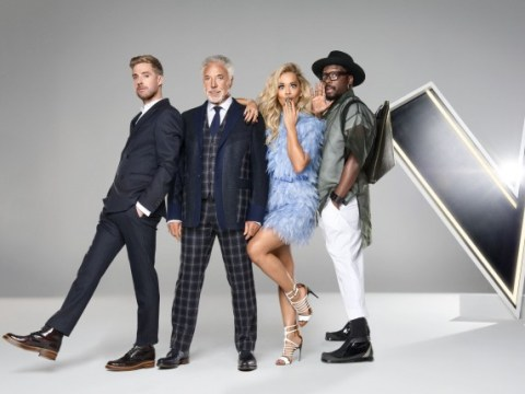 The Voice 2015: Week one of blind auditions and Bungle from Rainbow turns up