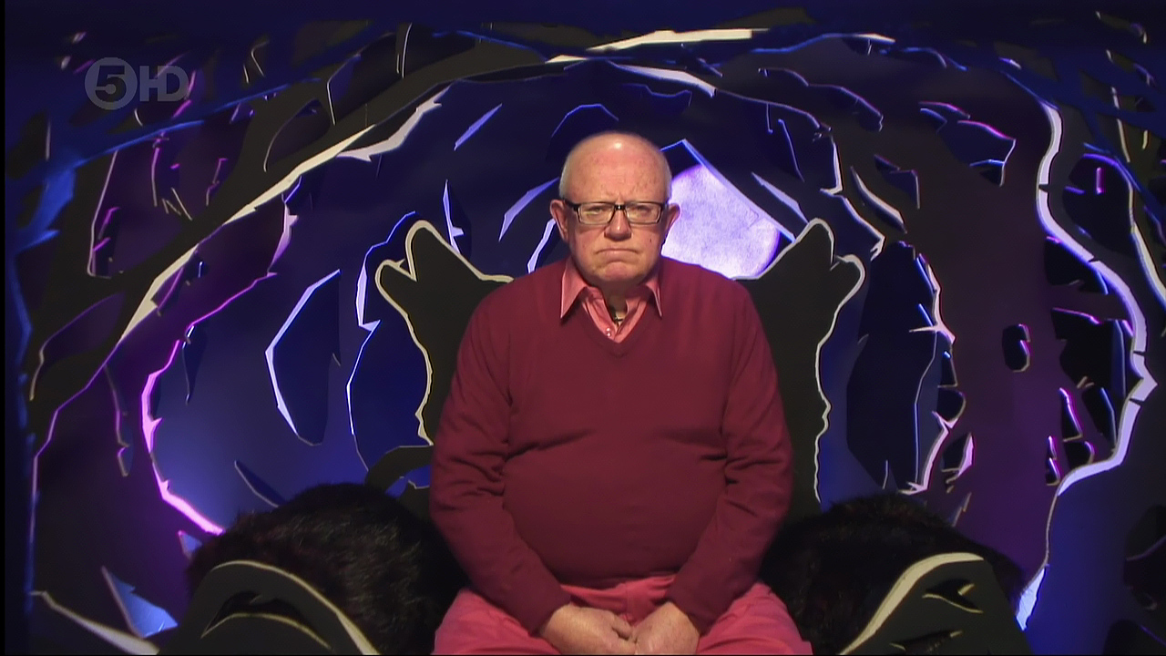 Celebrity Big Brother 2015: Ken Morley removed from house for 'unacceptable and offensive language'