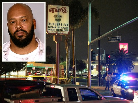 Founder of Death Row records Suge Knight interviewed by police over hit and run death