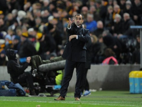Everton and Roberto Martinez are heading for a relegation battle after Hull humiliation