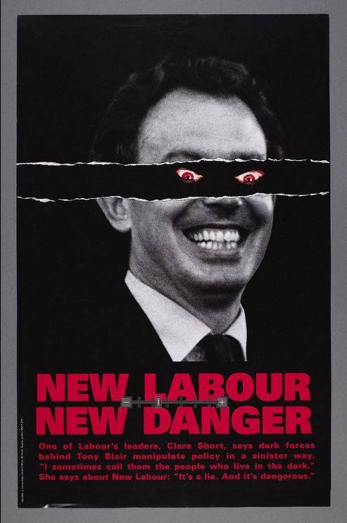 100 days to the polls: Are these the most memorable general election posters of all time?