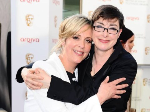Sue Perkins denies rumours that she'll be replacing Jeremy Clarkson on Top Gear