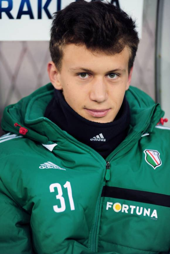 Legia Warsaw starlet Krystian Bielik says Arsenal transfer is a 'dream'
