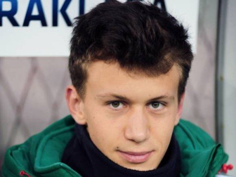 Legia Warsaw starlet Krystian Bielik says Arsenal transfer is a 'dream'