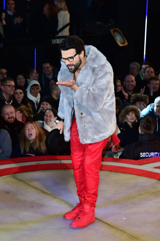 Celebrity Big Brother did not overreact when it ejected Jeremy Jackson