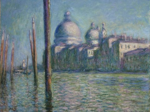 If you've got a spare £30million you could buy this Monet
