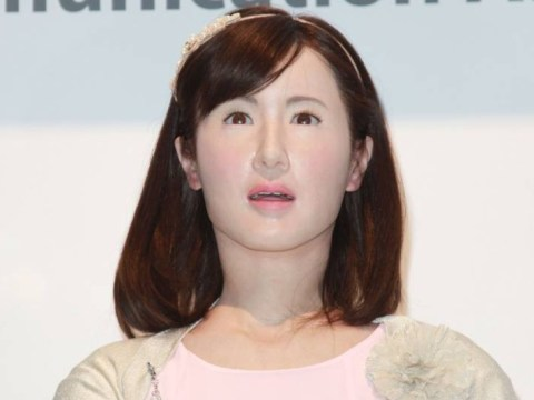 Could this Geisha android be the very first robot sex doll?