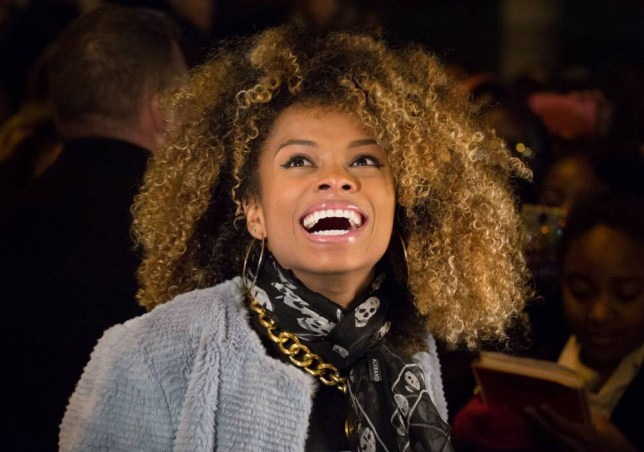 File photo dated 10/12/14 of X Factor runner-up Fleur East who has landed her own record deal with show boss Simon Cowell. PRESS ASSOCIATION Photo. Issue date: Monday January 12, 2015. She has signed to Syco Music, part of Sony, just days after winner Ben Haenow signed his contract with the same company. See PA story SHOWBIZ XFactor. Photo credit should read: Daniel Leal-Olivas/PA Wire
