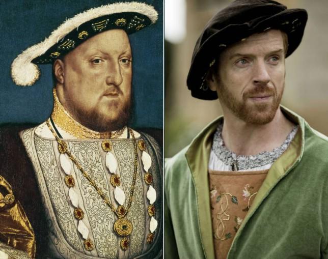 Henry VIII, King of Britan. Canvas.  (Photo by Imagno/Getty Images) [Henry VIII, Koenig von England. Gemaelde.]