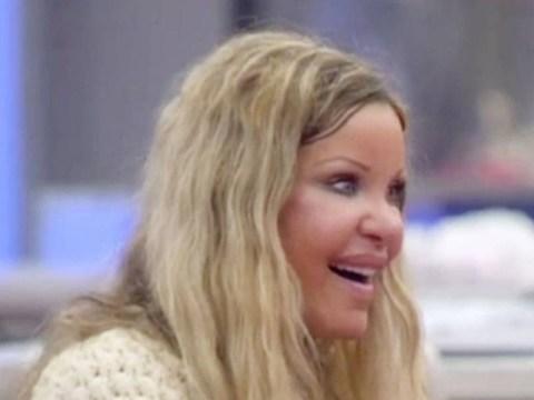 Celebrity Big Brother shocker: Alicia Douvall STEALS a banana