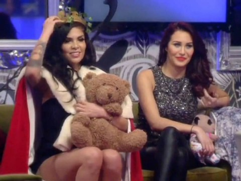 Celebrity Big Brother 2015 news: Housemates delivered another twist as Cami Li is made 'queen of the fairies'