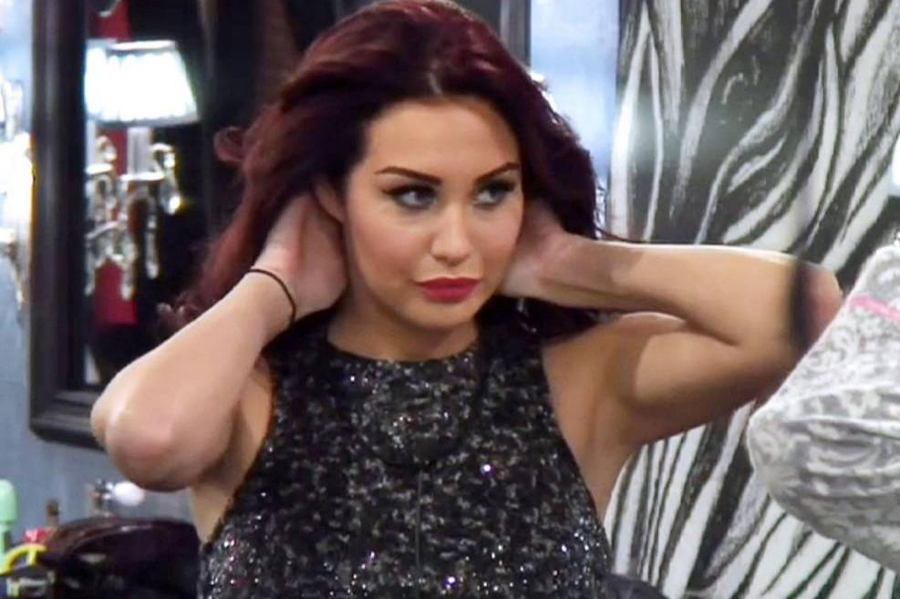 Chloe Goodman - Celebrity Big Brother 2015