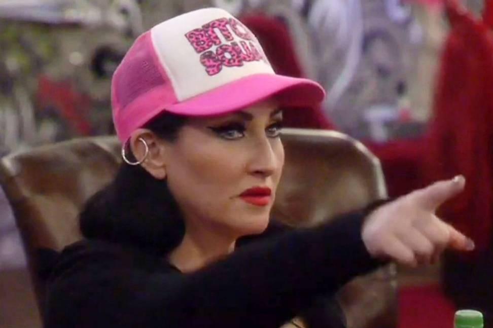 Celebrity Big Brother 2015 - Michelle Visage