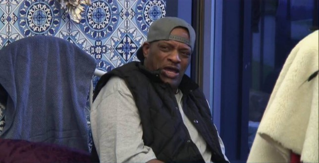 ****Ruckas Videograbs****  (01322) 861777 *IMPORTANT* Please credit Channel 5 for this picture. 15/01/15 Celebrity Big Brother DAY 9 SEEN HERE: Alexander O'Neal (In footage shown on Big Brothers Bit On The Side) The housemates are fed up with Alicia Douvall complaining that she wants to eat blueberries, yesterday Grabs from overnight in the CBB house Office  (UK)  : 01322 861777 Mobile (UK)  : 07742 164 106 **IMPORTANT - PLEASE READ** The video grabs supplied by Ruckas Pictures always remain the copyright of the programme makers, we provide a service to purely capture and supply the images to the client, securing the copyright of the images will always remain the responsibility of the publisher at all times. Standard terms, conditions & minimum fees apply to our videograbs unless varied by agreement prior to publication.