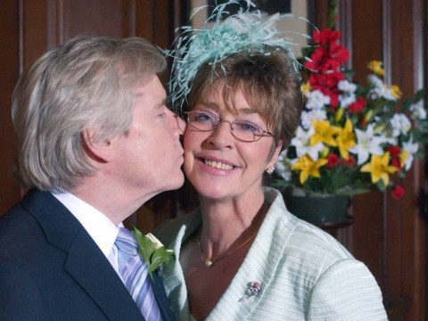 Coronation Street fans unite to say a fond farewell to Anne Kirkbride at Manchester memorial service