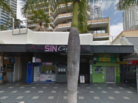 Tourist gets stuck in club's air vent after trying to sneak in