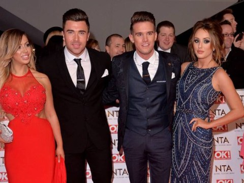 Geordie Shore's Charlotte Crosby and Gaz Beadle back together for National Television Awards