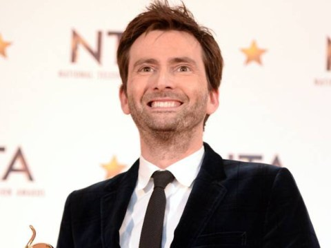 David Tennant owned Radio 4 show Just A Minute in his debut appearance