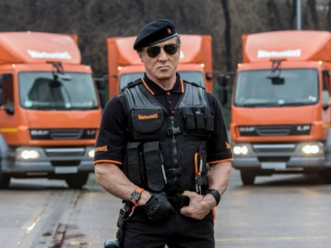 Sylvester Stallone to be the new face of Warburtons bread
