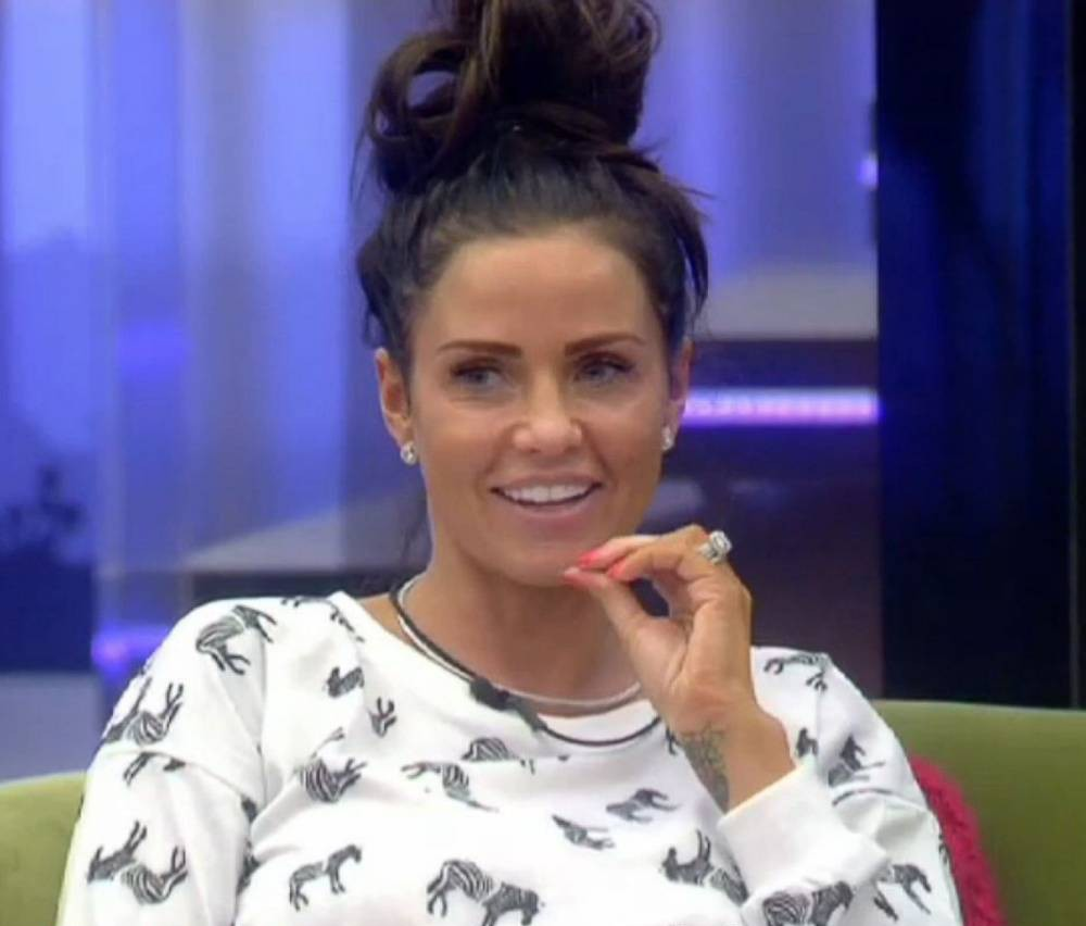 Katie Price's sex secrets on Celebrity Big Brother: When is too much information just too much?