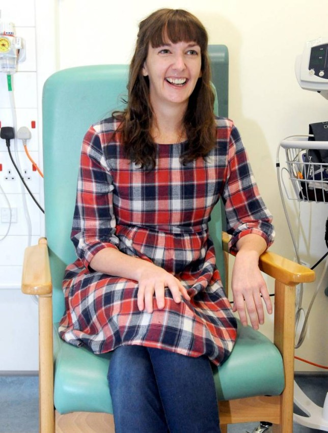 "Pauline Cafferkey, the nurse who contracted Ebola while working in Sierra Leone who has made a complete recovery and been discharged from the Royal Free Hospital in London. PRESS ASSOCIATION Photo. Picture date: Saturday January 24, 2015. Ms Cafferkey is now free of the virus after more than three weeks in hospital, where she was critically ill for a time. She said she is ""happy to be alive"" and thanked staff at the Royal Free Hospital in London who she said saved her life. Ms Cafferkey was diagnosed with Ebola after returning to Glasgow and was initially admitted to the city's Gartnavel Hospital on December 29, then transferred to the Royal Free the following day. The nurse, from Cambuslang in South Lanarkshire, had volunteered with Save The Children at the Ebola Treatment Centre in Kerry Town before returning to the UK. See PA story HEALTH Ebola. Photo credit should read: Lisa Ferguson/Scotland on Sunday/PA Wire"