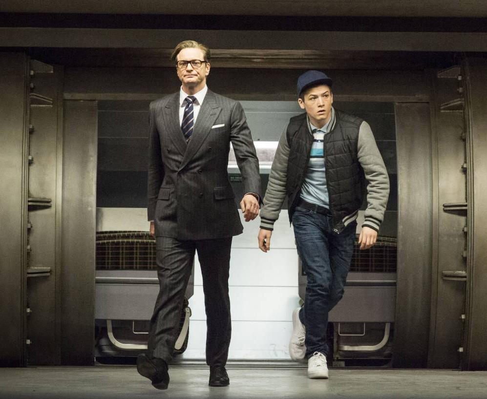 Kingsman: The Secret Service – The 8 coolest movie spies