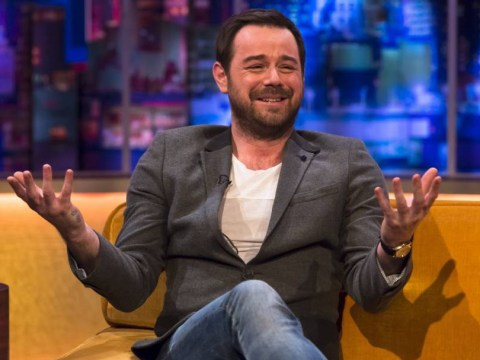 EastEnders star Danny Dyer says he uses lines from scripts to woo his other half