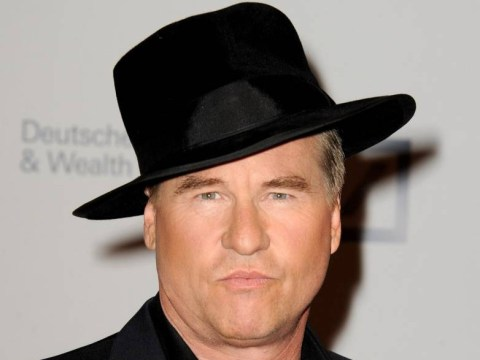 Actor Val Kilmer rushed to hospital after 'bleeding from the throat' due to suspected tumour