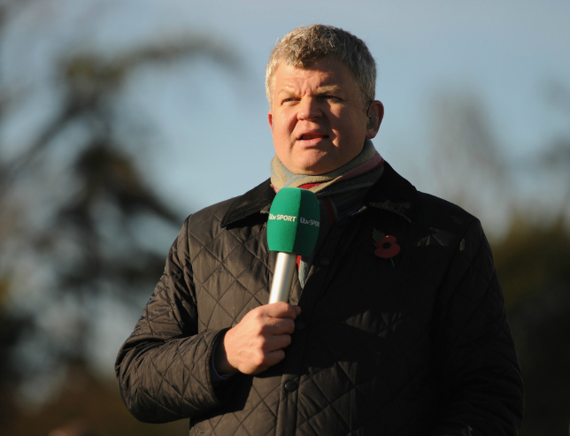 Adrian Chiles replaced as ITV football presenter by Mark
