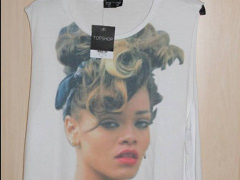 Rihanna wins landmark legal case against Topshop over face T-shirt